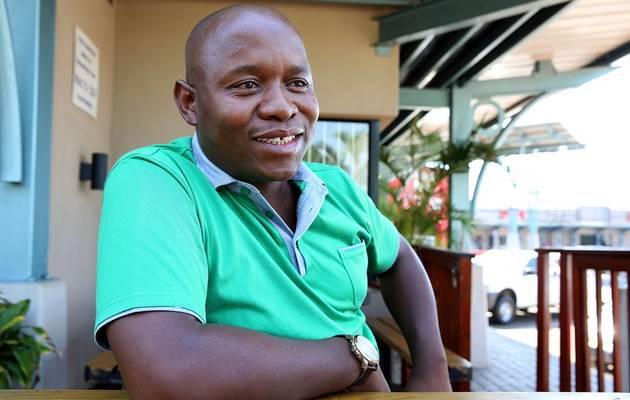 Edward Zuma (Picture: Thuli Dlamini - via TimesLive)