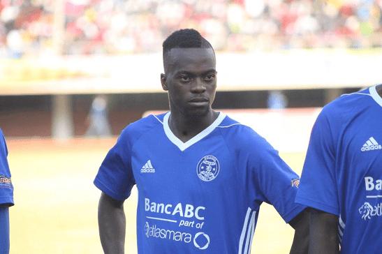 Dynamos sensation, Emmanuel Mandiranga (Photograph: Sportzone)