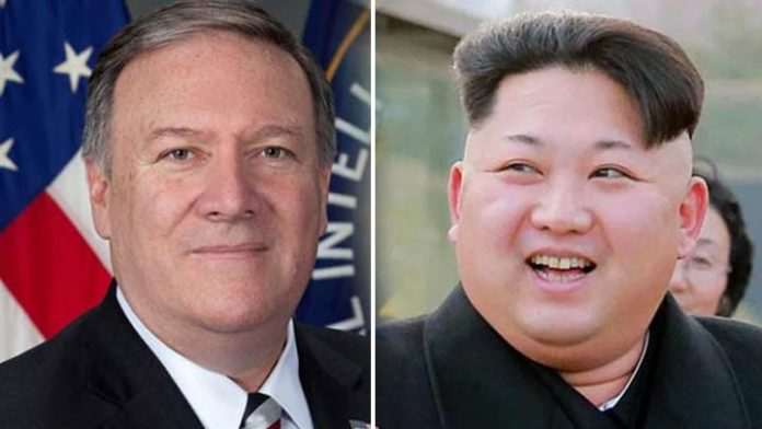 CIA Director Mike Pompeo recently traveled to North Korea to meet with leader Kim Jong Un