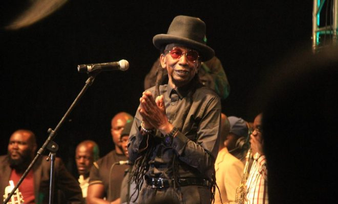 Thomas Mapfumo (Picture by Gem Nation News)