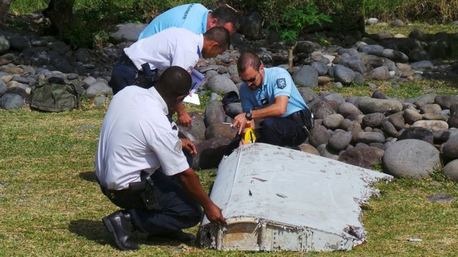 Some items of debris have been found, but the official search for MH370 has ended