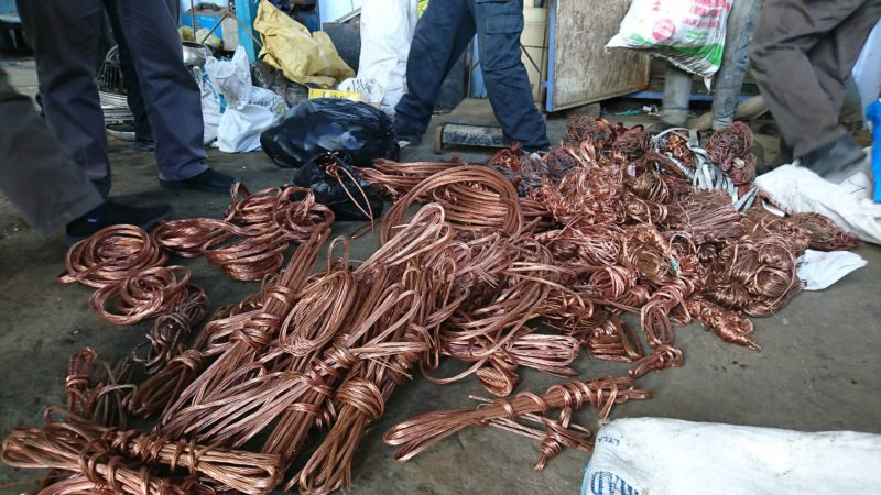 Copper Electrical Wire >> Copper cables thief jailed 10 years – Nehanda Radio