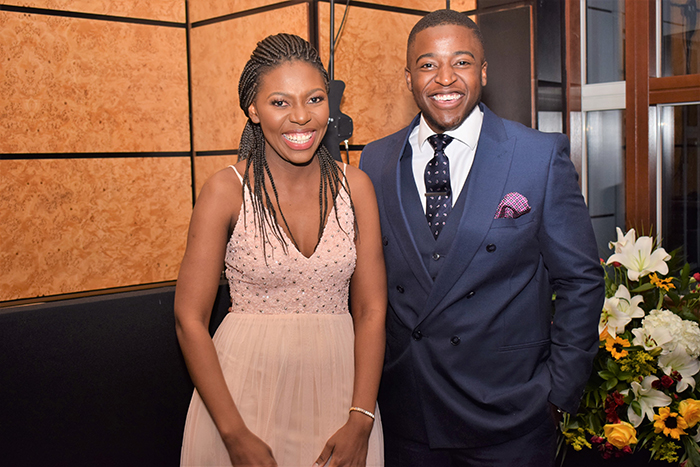 The awards were hosted by Vickie Nkomo and Charles Chavi
