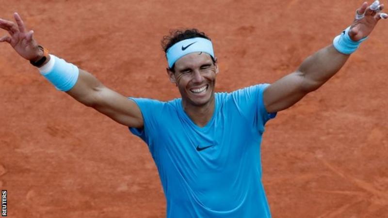 Rafael Nadal News: French Open 2018: Rafael Nadal Beats Dominic Thiem To Win
