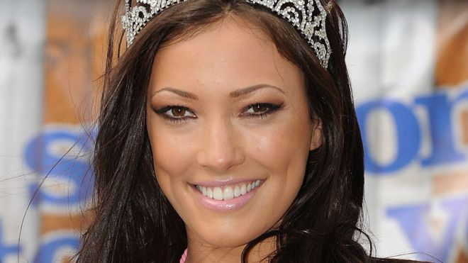 Gradon was crowned Miss Newcastle and Miss Great Britain in 2009