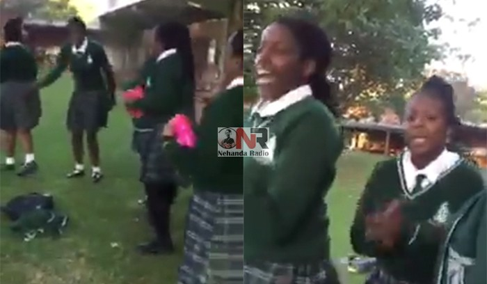 Chisipite Senior School in Harare has been forced to issue an apology after a video of female students singing obscenities went viral on social media. In the video, six girls can be heard singing a vulgar song, made popular by Dynamos fans, which celebrates unprotected sex.