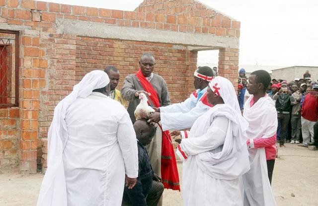 Prophet Siziba