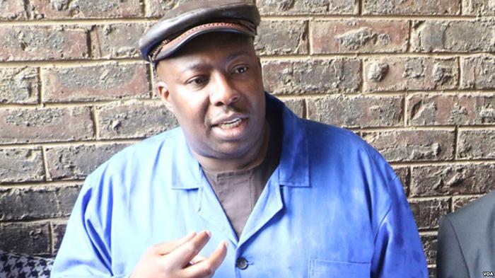 Former Zanu PF national political commissar Saviour Kasukuwere