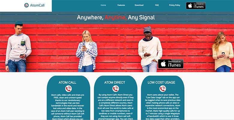 Uebert Angel takes on Whatsapp     launches Atom Call Soft