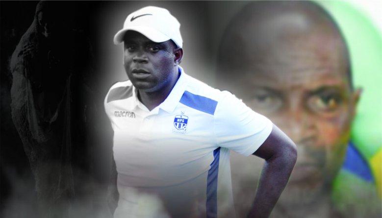 Tonderai Ndiraya and Kallisto Pasuwa
