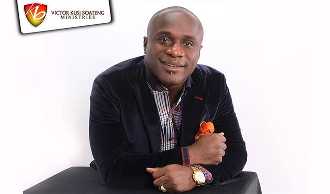 Ghanaian ProphetVictor Kusi Boateng