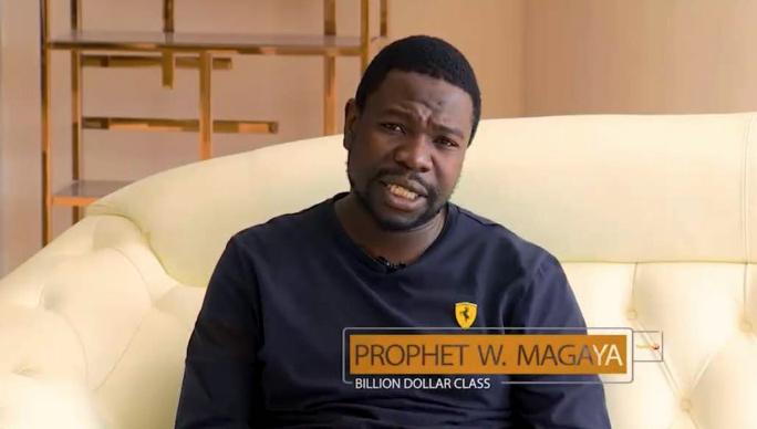 Prophet Walter Magaya's Billion Dollar Class