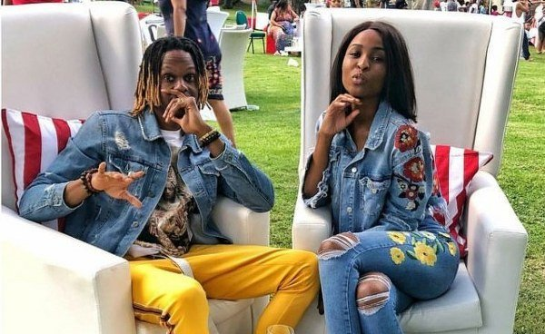 Robert Tinotenda Mugabe Jnr's romance with South African Tshego Moloto has apparently hit the rocks, after social media indications that the two might have split.