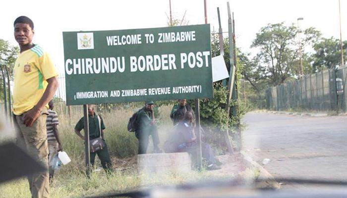 Chirundu Border Post