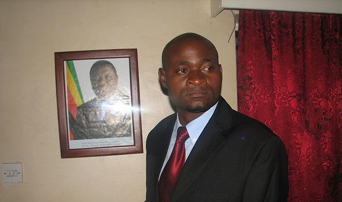 MDC Alliance Victoria Falls Councillor Clr Ephias Mambume