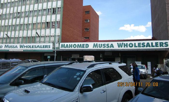 Mahomed Mussa Wholesalers