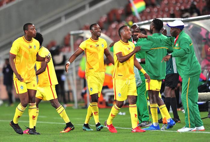 Zimbabwe Vs Congo