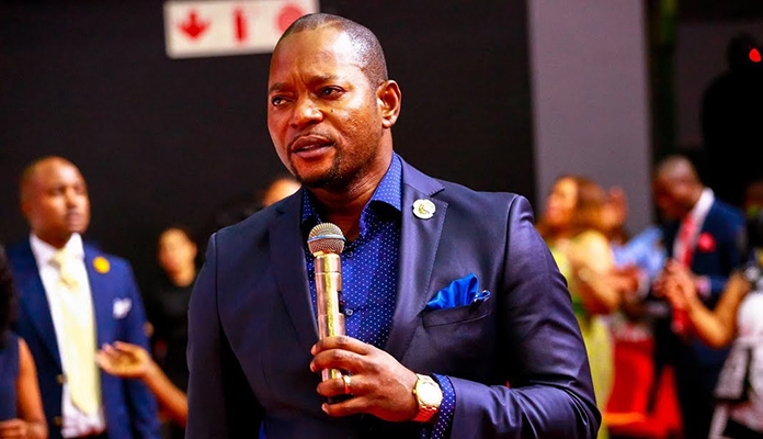 Prominent South African prophet, Alph Lukau