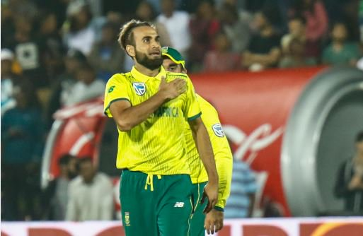 Imran Tahir. Photo: Gallo Images