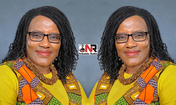 Zimra Commissioner-General Ms Faith Mazani