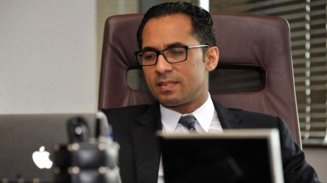 Financial magazine Forbes says Mohammed Dewji is worth $1.5bn (£980m)