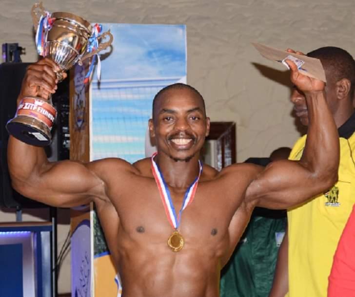 Dlodlo Retains Mr Zim Bodybuilding Crown  Nehanda Radio-4256