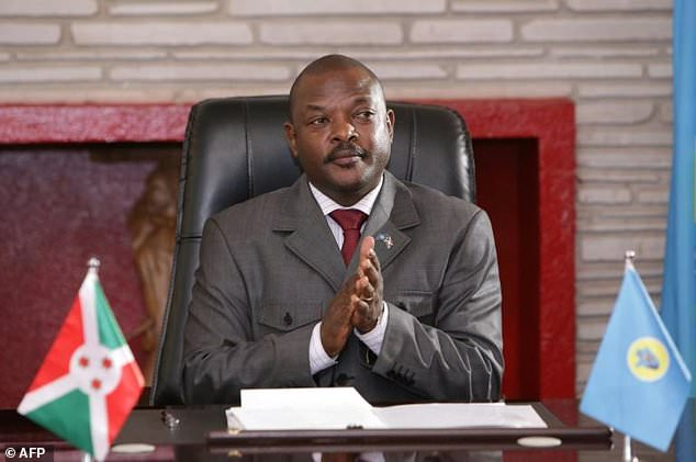 Burundi has been locked in crisis since President Pierre Nkurunziza in April 2015 announced he would seek a controversial third term in office, sparking civil unrest