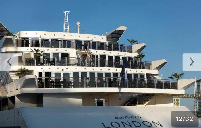 "The Brits Money official launch restricted to only 70 people is on Saturday aboard the luxury Yacht Hotel ""Sunborn London""."