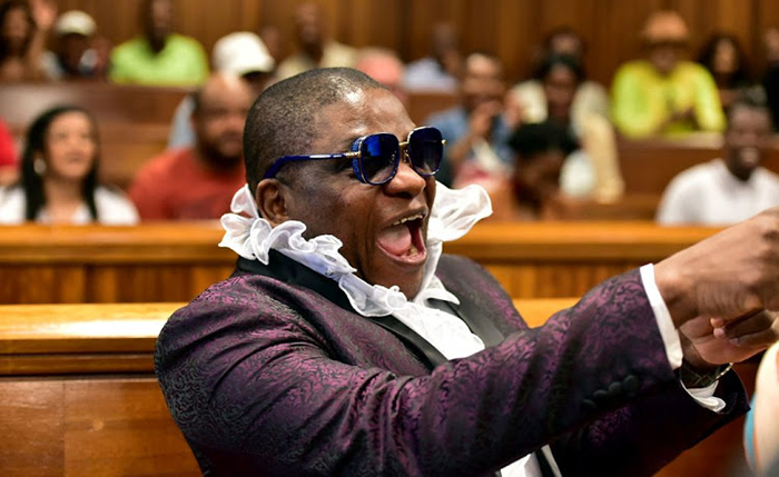 Controversial Nigerian pastor Timothy Omotoso appears at the Port Elizabeth High Court on October 10 2018 (Picture Eugene Coetzee/The Herald-South Africa)