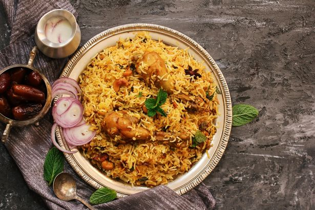 Machboos, a traditional Gulf rice and meat dish (file photo)(Image: Alamy)