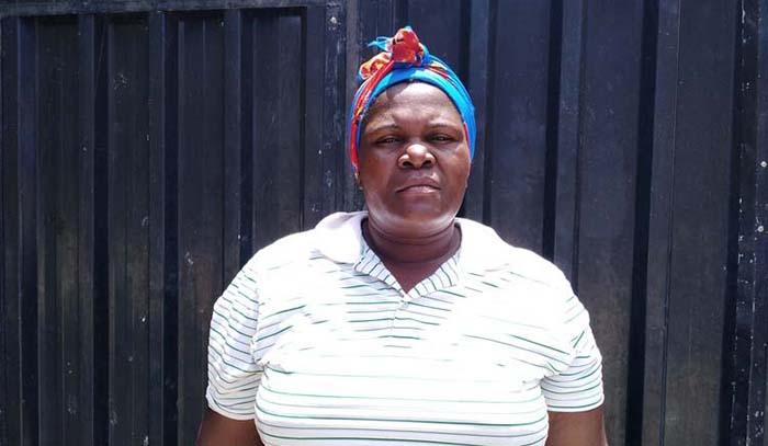 Smart Express owner Mrs Arima Mkwamba