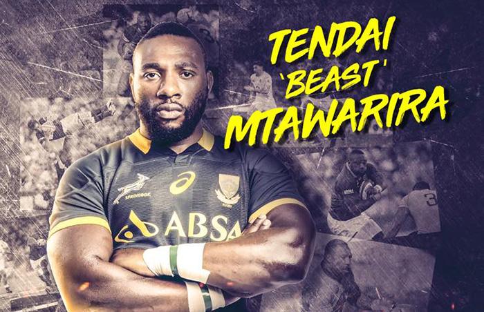 Tendai Beast Mtawarira
