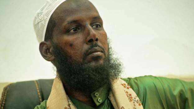 Mukhtar Robow, who trained in Afghanistan, defected from al-Shabab last year