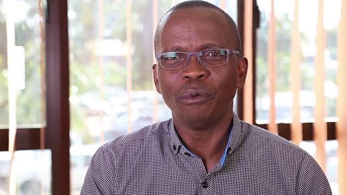 'The system is corrupt, has to be dismantled,'  says Shingi Munyeza thumbnail