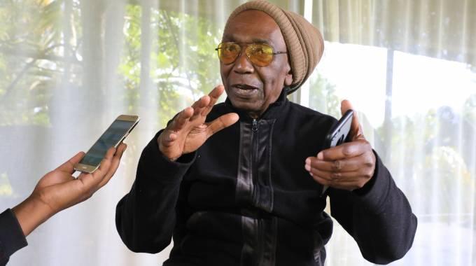 """Chimurenga music exponent Thomas """"Mukanya"""" Mapfumo"""