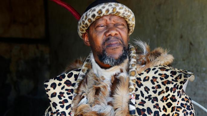 Paramount Chief Nhlanhla Felix Ndiweni