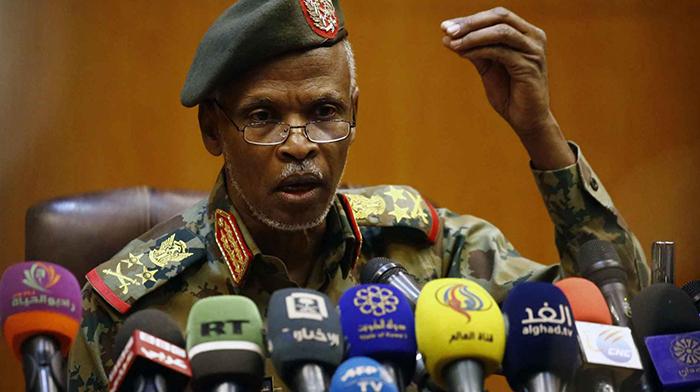 General Omar Zain Al Abideen
