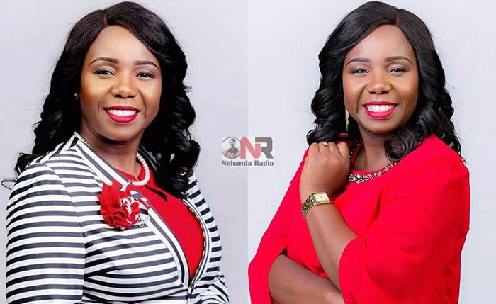 Vimbai Tsvangirai-Java, the daughter of the late opposition leader Morgan Tsvangirai
