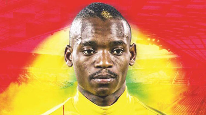 Warriors and Kaizer Chiefs striker Khama Billiat