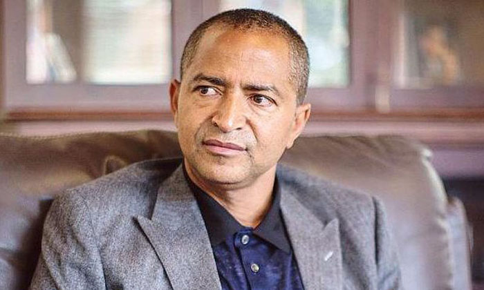 Congolese multi-millionaire businessman and politician Moise Katumbi