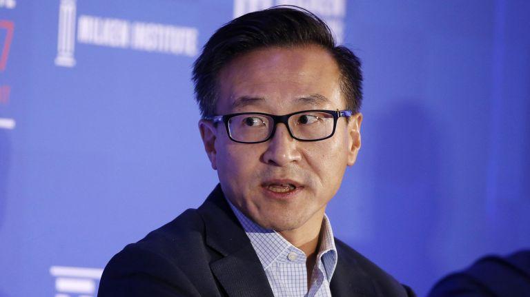 Joseph Tsai, co-founder of Chinese e-commerce giant Alibaba