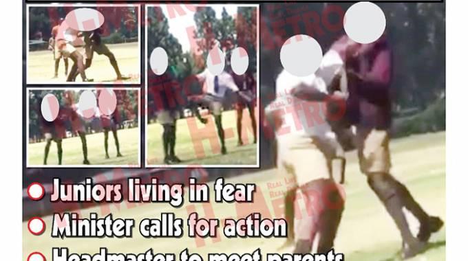 Prince Edward bullying video causes stir - Nehanda Radio