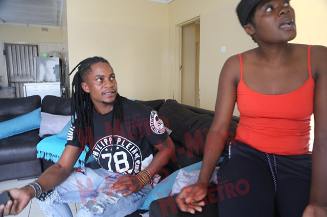Andy Muridzo was bashed after he was caught relaxed in the company of a married woman at her matrimonial home in Waterfalls