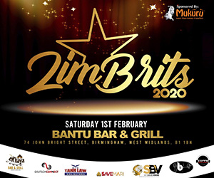 ZimBrits Awards 2020