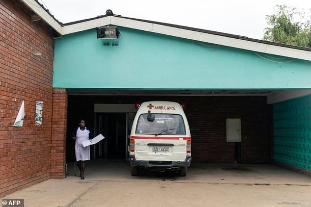 At Chitungwiza municipality, town clerk Tonderai Kasu, another doctor, insists that his teams have been busily educating the populace about the virus. (Picture by AFP)