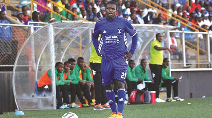 Dynamos utility player Godknows Murwira
