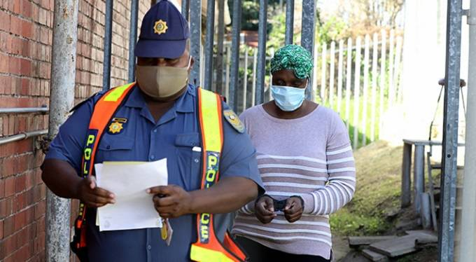 Zim woman in court for child murder in SA thumbnail