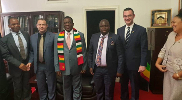"""Namibia exposes Zimbabwe GOVT 'lies' – """"There was no such donation"""" thumbnail"""