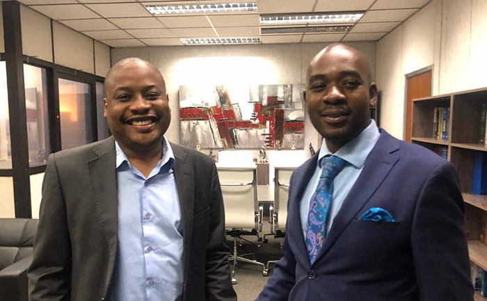 Phillan Zamchiya: Nelson Chamisa has lost his first LOVE and the BEARER of his IDEAS thumbnail